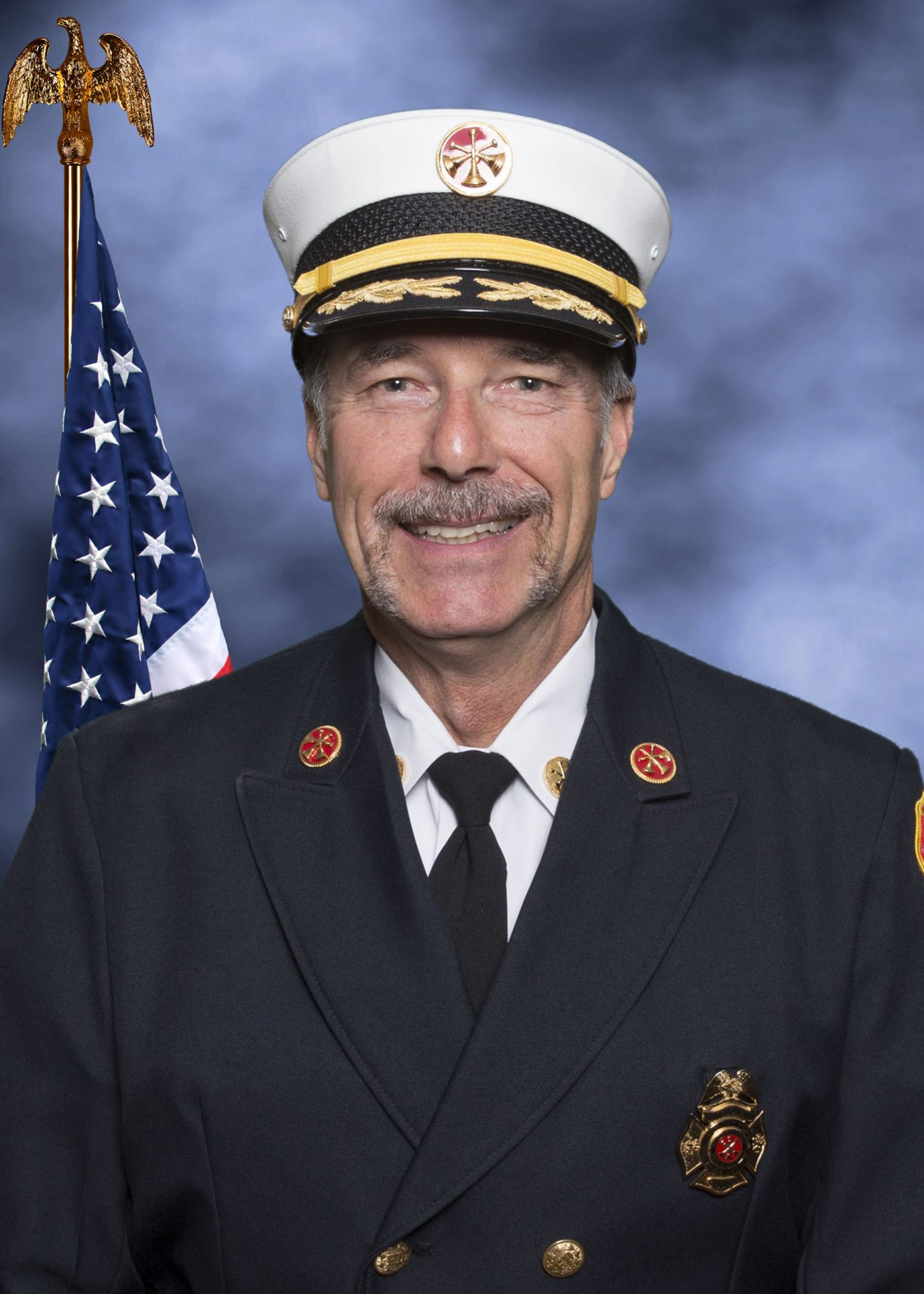 Batt. Chief Dave Patterson